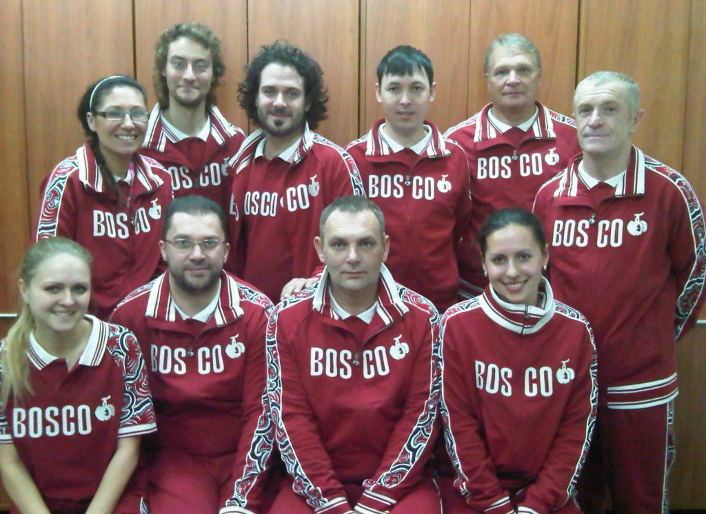 Минкевич Анатолий в составе судейского корпуса Кубка Федерации Россия-Сербия 2012