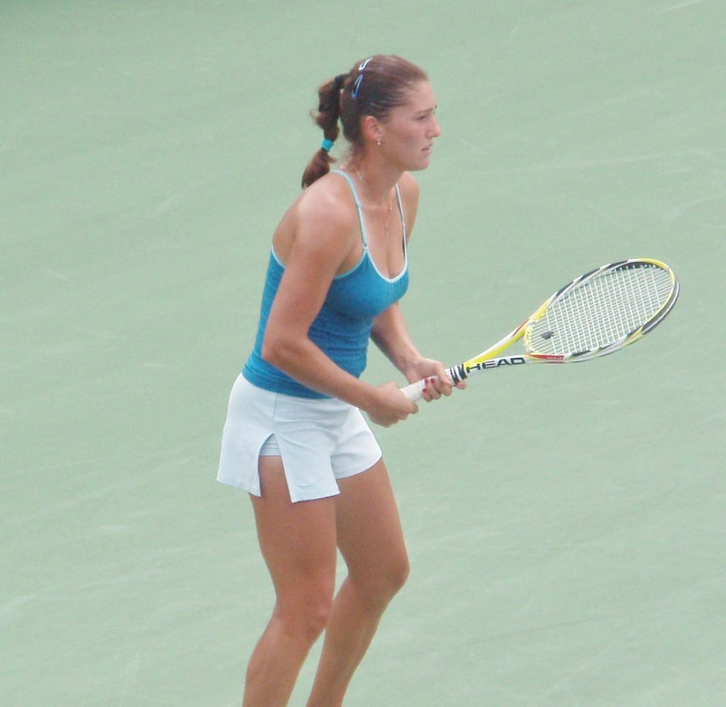 Иванова Екатерина мастер спорта по теннису РФ