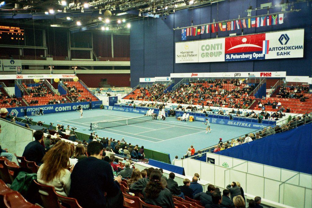 Международный теннисный турнир АТР-Tour St. Petersburg Open 1998
