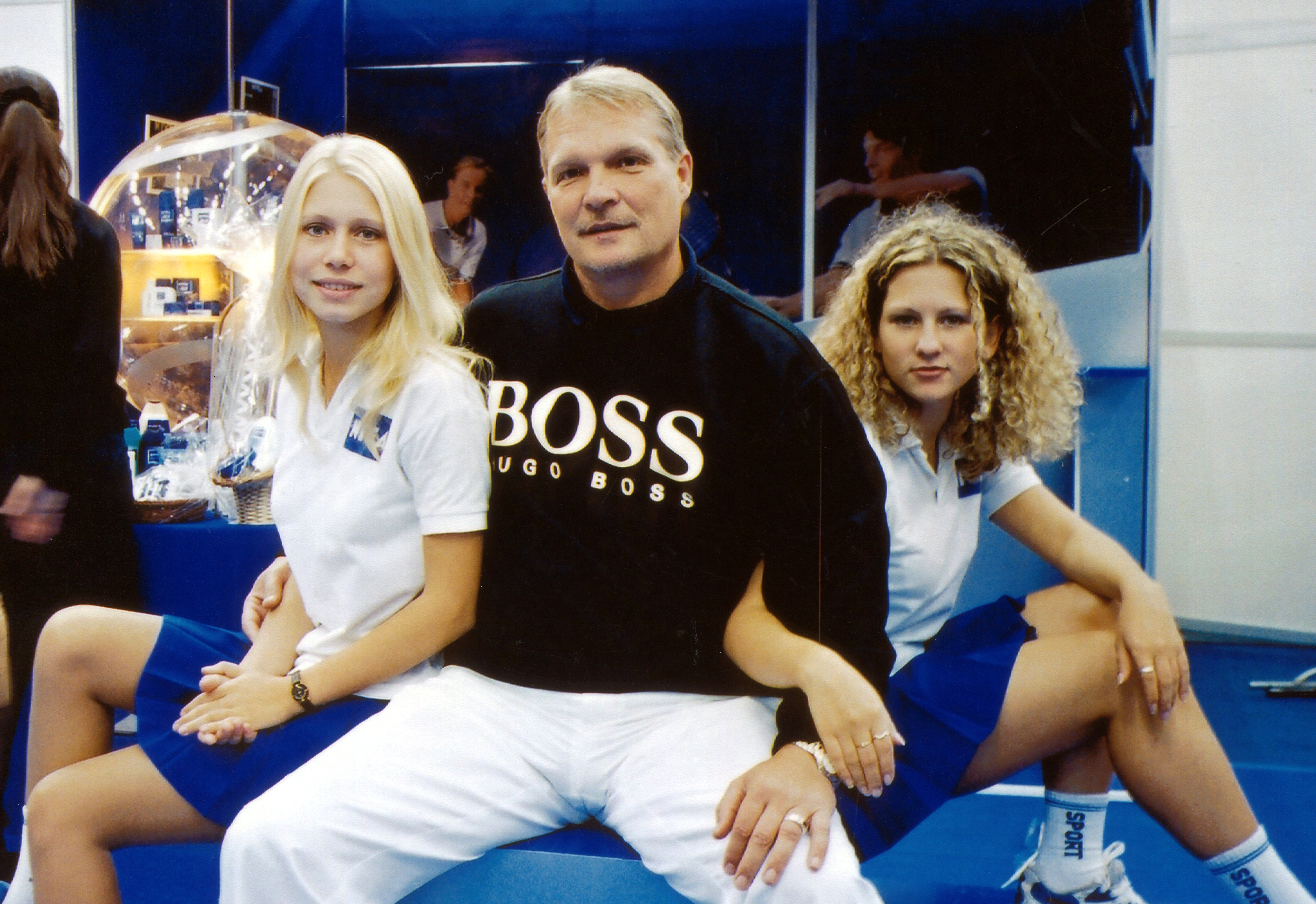Минкевич Анатолий Адамович (Россия) Международный теннисный турнир Кубок Кремля 2001