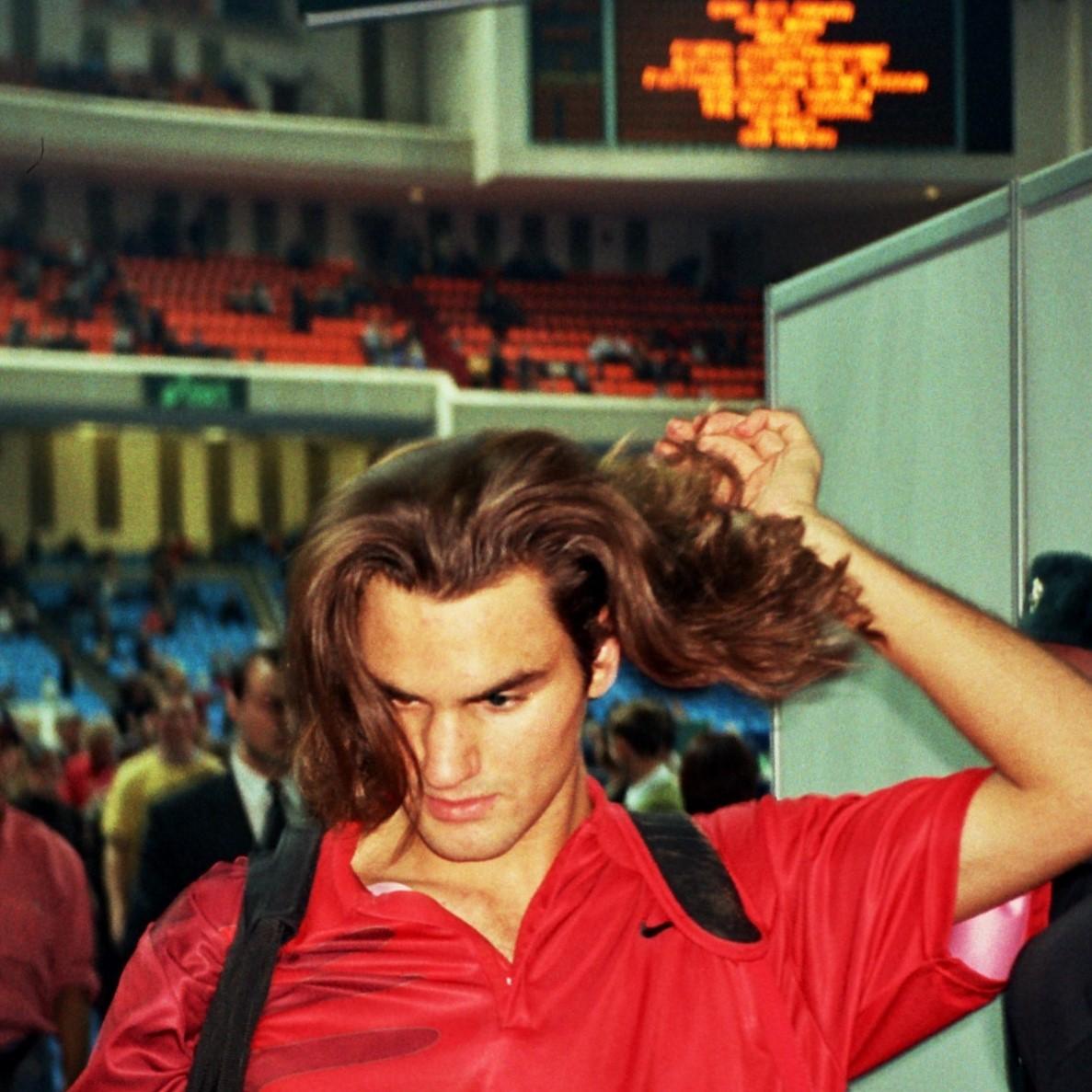 Федерер Роджер (Швейцария) Победитель Кубка Кремля в парном разряде вместе с Мирным Максимом (Белоруссия) 2002
