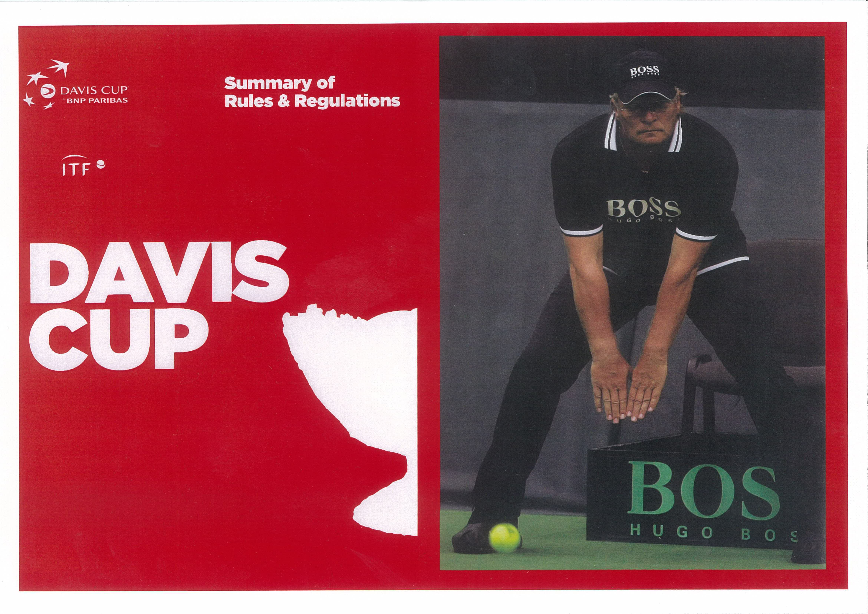 Минкевич Анатолий Адамович на страницах книги DAVIS CUP ITF Media guide 2011