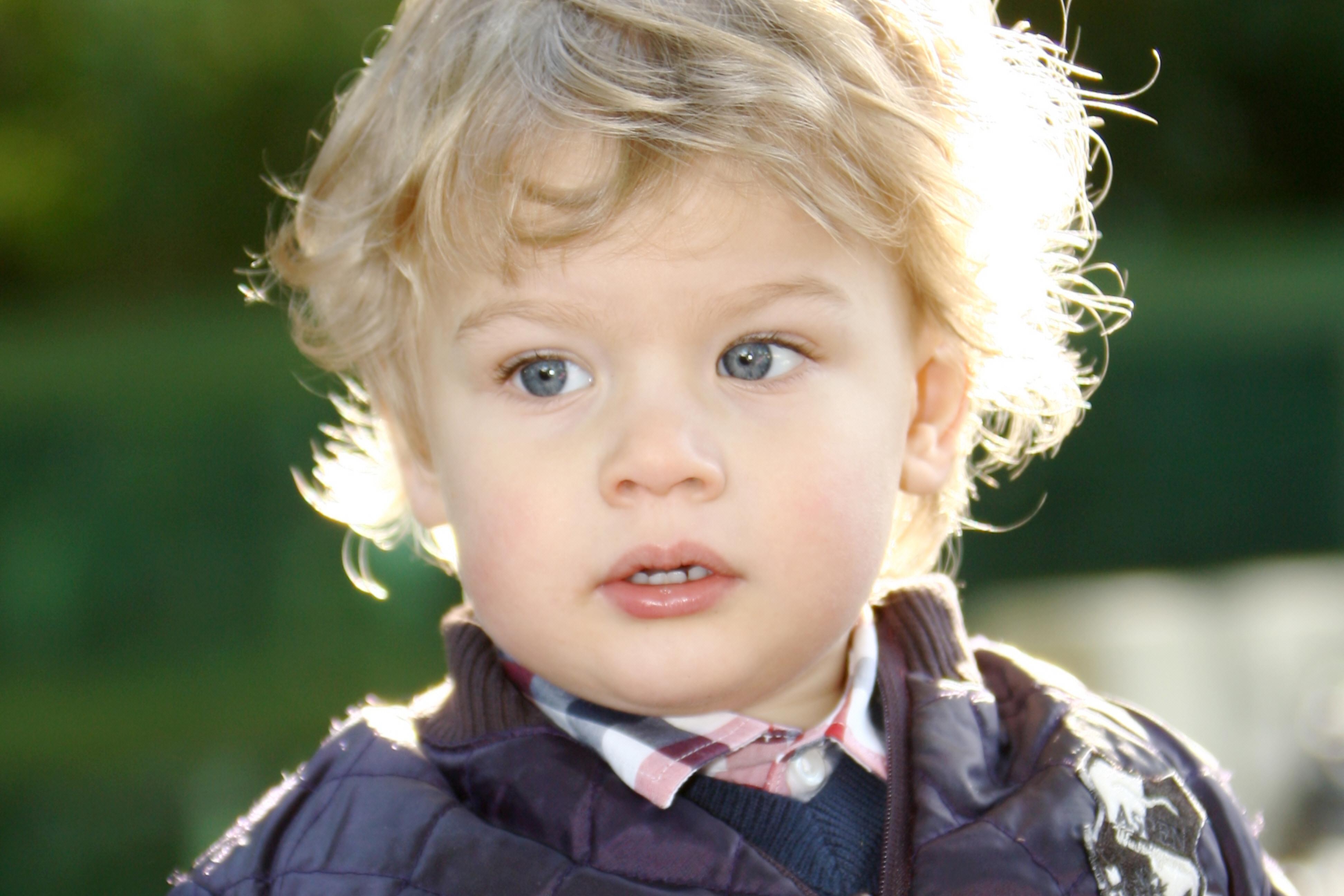 Мой любимый внук Александр