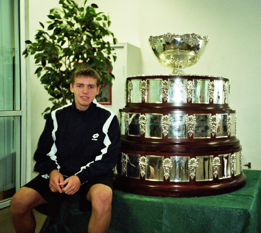 Минкевич Анатолий: Андрей Коротченя один из сильнейших белорусских юниоров в Новой Олимпийской деревне 2002 г.