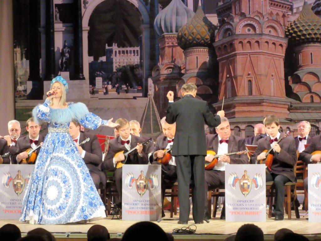 Праздничный концерт посвященный 60-летию образования ветеранской организации Динамо 1958-2018