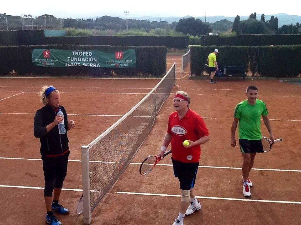 Минкевич Анатолий на МТ ITF в Испании Ллафранг 2013 (2)