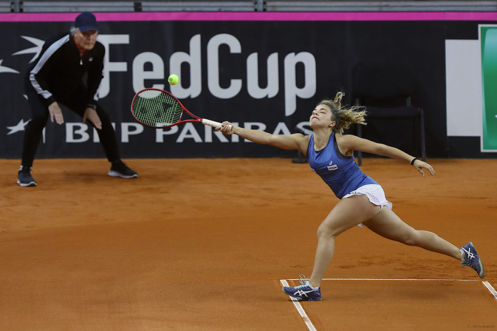 Alex-tennis photographer ATP WTA Federation Cup Russia Italy