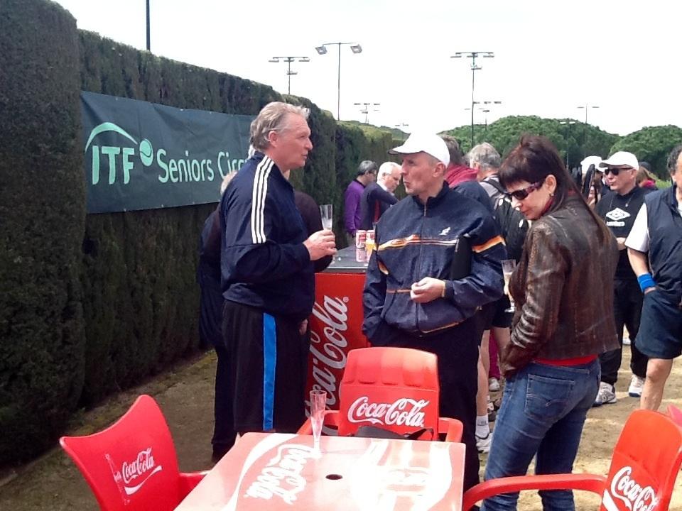 Тараканов Илья и Минкевич Анатолий на Международном турнире в Испании ТК Лафранг 2013 (1)