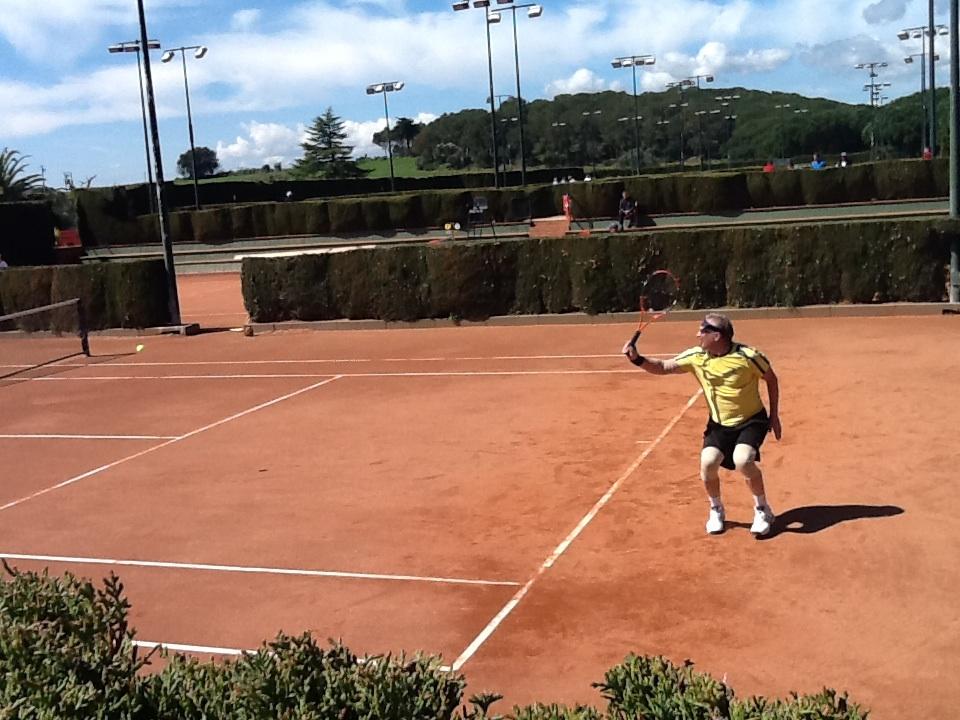 1 Минкевич Анатолий (Россия) на МТ ITF в Испании Ллафранг 2013 (1)