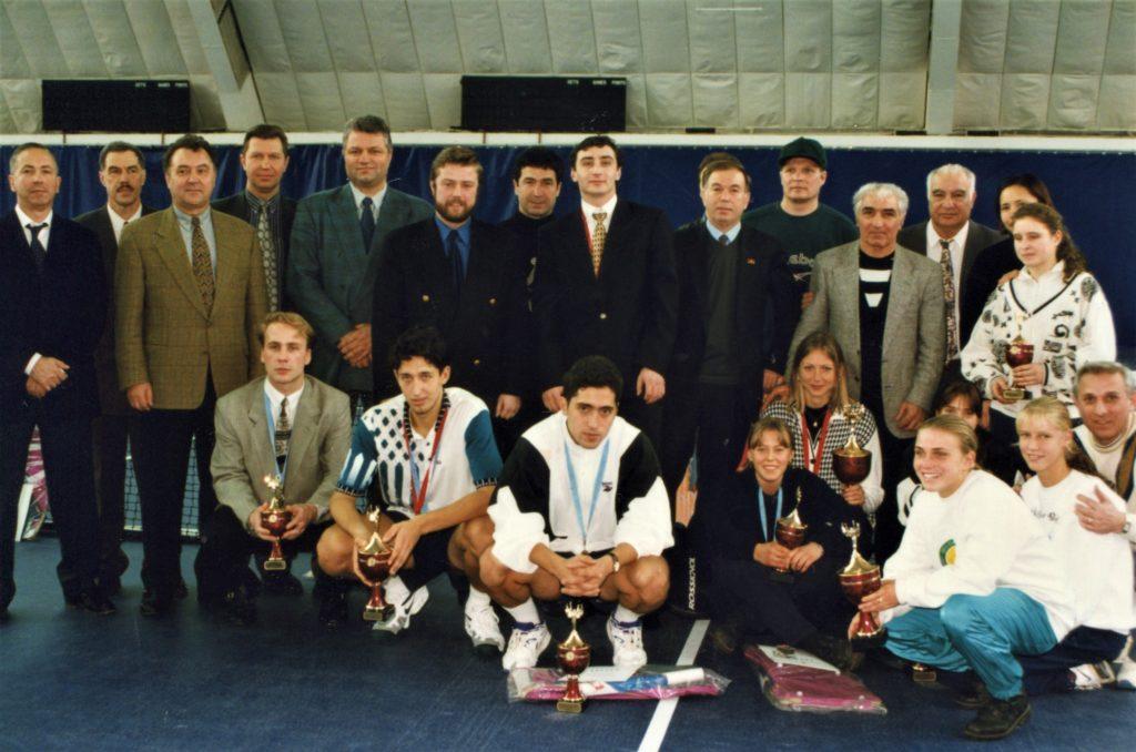 1998 - Открытый зимний Чемпионат Москвы ДТ ЦСКА (1)