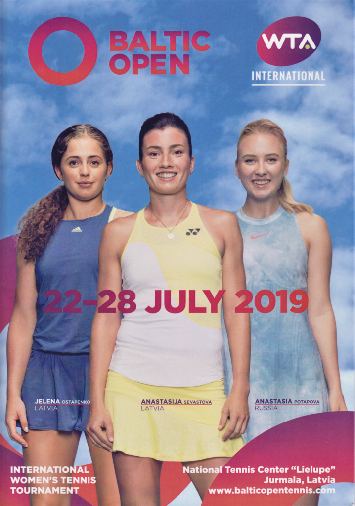 2019 Буклет Baltic Open